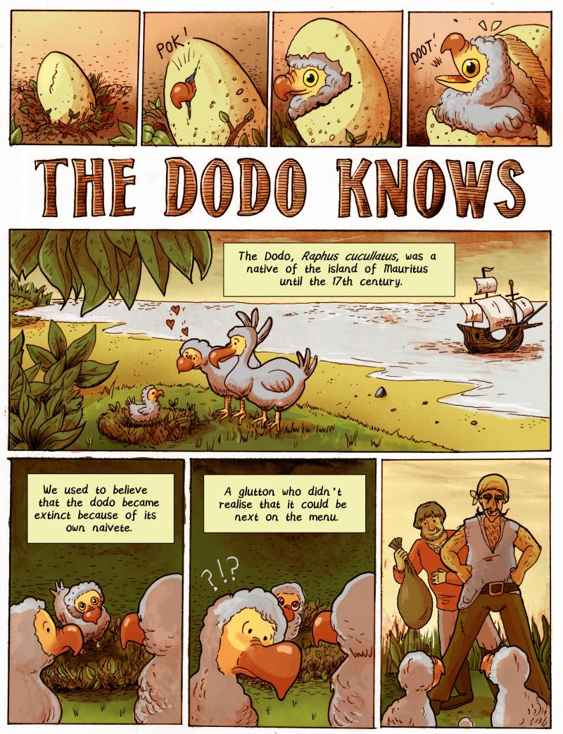 The Dodo Knows #1